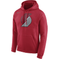 Nike NBA Portland Trail-Blazers Fleece Hoodie džemperis