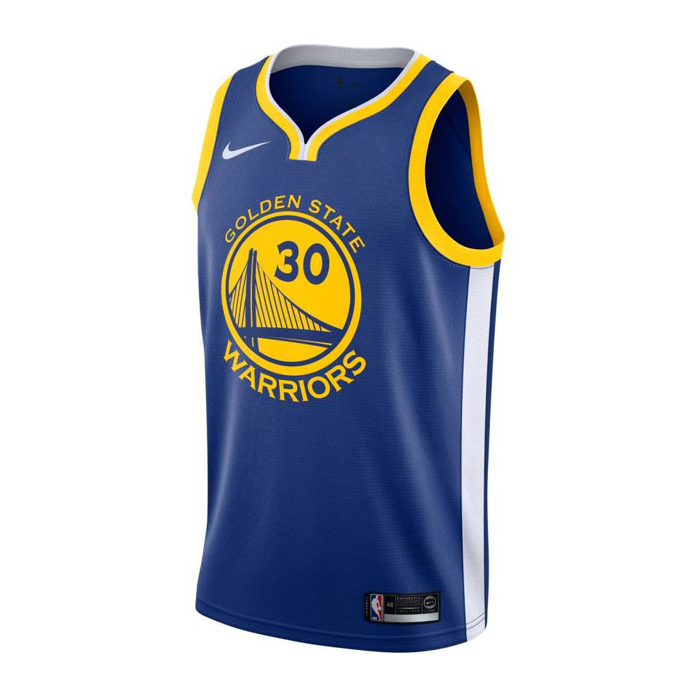 newest e15b0 b86ec Nike NBA Golden State Wariors Steph Curry Icon Edition ...