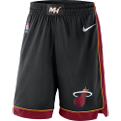 Nike NBA Miami Heat Icon Edition Swingman Šortai