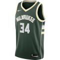 Nike NBA Milwaukee Bucks Giannis Antetokounmpo Icon Edition Swingman Jersey