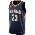 Nike NBA New Orleans Pelicans Anthony Davis Icon Edition Swingman Jersey (Size M)