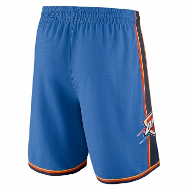 Nike NBA Oklahoma City Thunder Icon Edition Swingman Šortai (Dydis S)