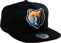 Mitchell & Ness NBA Memphis Grizzlies Easy Three Digital XL Snapback kepurė