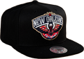 Mitchell & Ness NBA New Orleans Pelicans Easy Three Digital XL Snapback kepurė