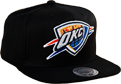 Mitchell & Ness NBA Oklahoma City Thunder Easy Three Digital XL Snapback kepurė
