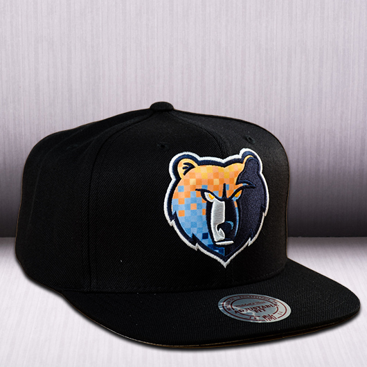 finest selection 28add 179e5 Mitchell   Ness NBA Memphis Grizzlies Easy Three Digital XL Snapback Cap -  NBA Shop Memphis Grizzlies Merchandise - Superfanas.lt