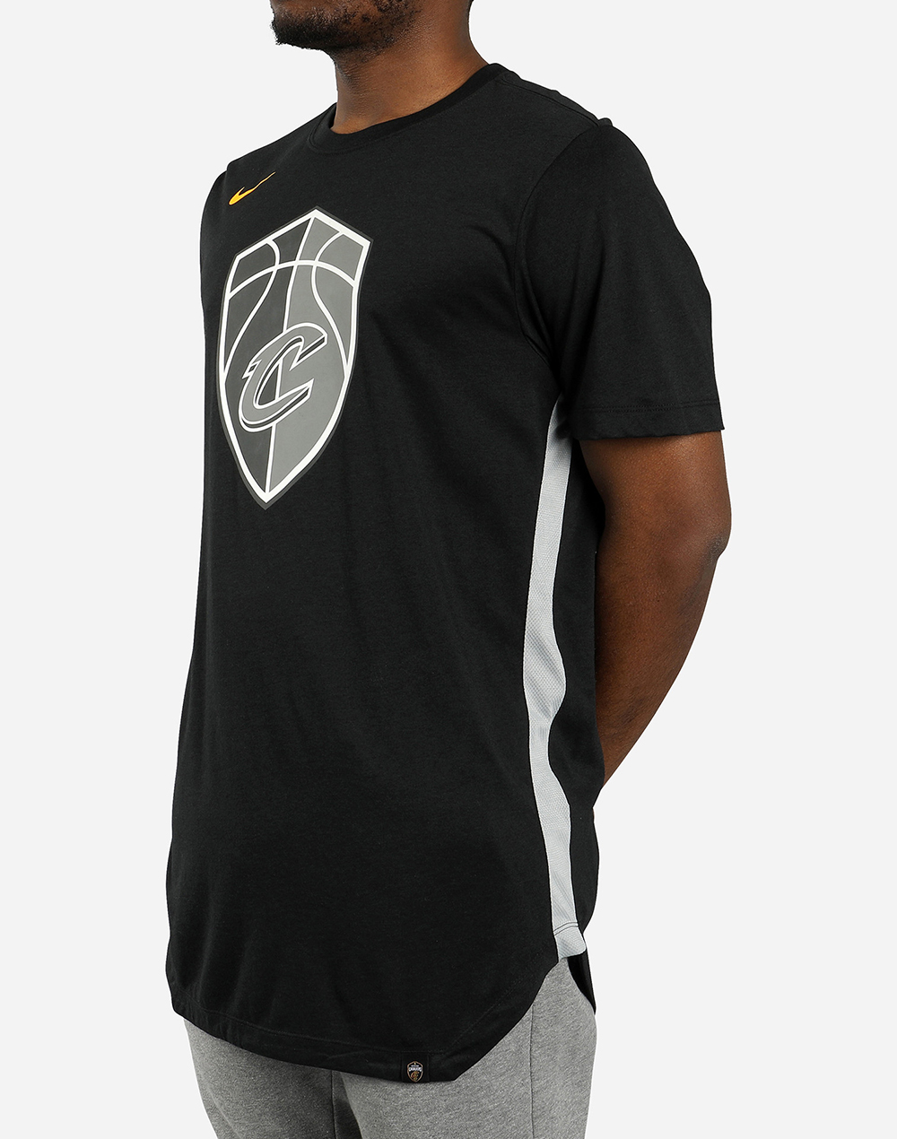 Nike NBA Cleveland Cavaliers City Edition Dri-Fit Tee - NBA Shop ... 08c6ccd7d