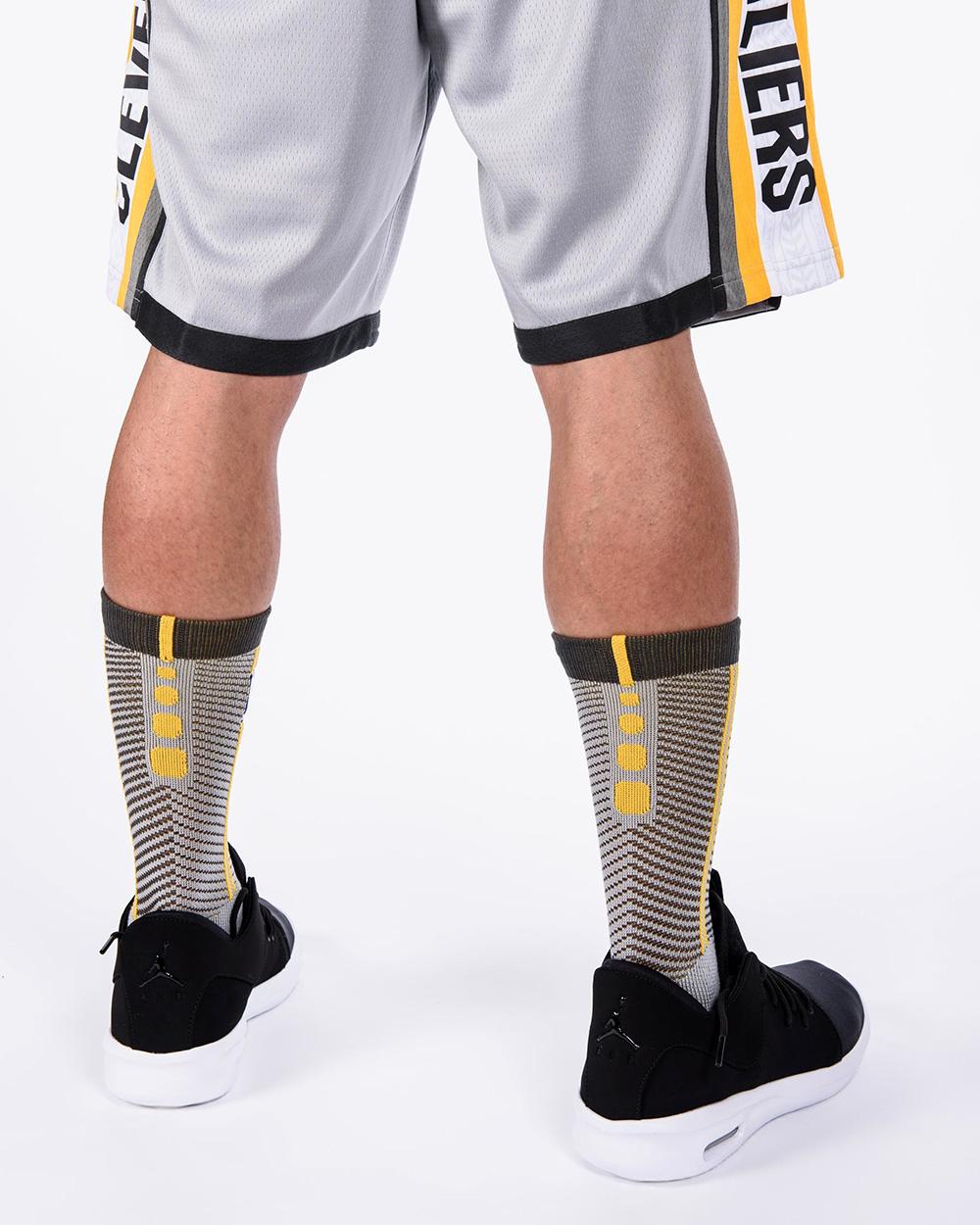 e17d38c3f34 Nike NBA Cleveland Cavaliers City Edition Swingman Shorts - NBA Shop ...