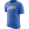 Nike NBA Oklahoma City Thunder City Edition Dri-Fit Tee (Size S)