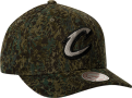 Mitchell & Ness NBA Cleveland Cavaliers Abstract Camo Snapback Kepurė