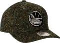 Mitchell & Ness NBA Golden State Warriors Abstract Camo Snapback Kepurė