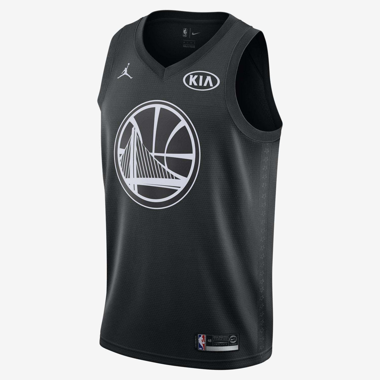 Jordan NBA Stephen Curry All-Star Edition Swingman Jersey - NBA Shop Golden  State Warriors Merchandise - Superfanas.lt 752eb27f4235