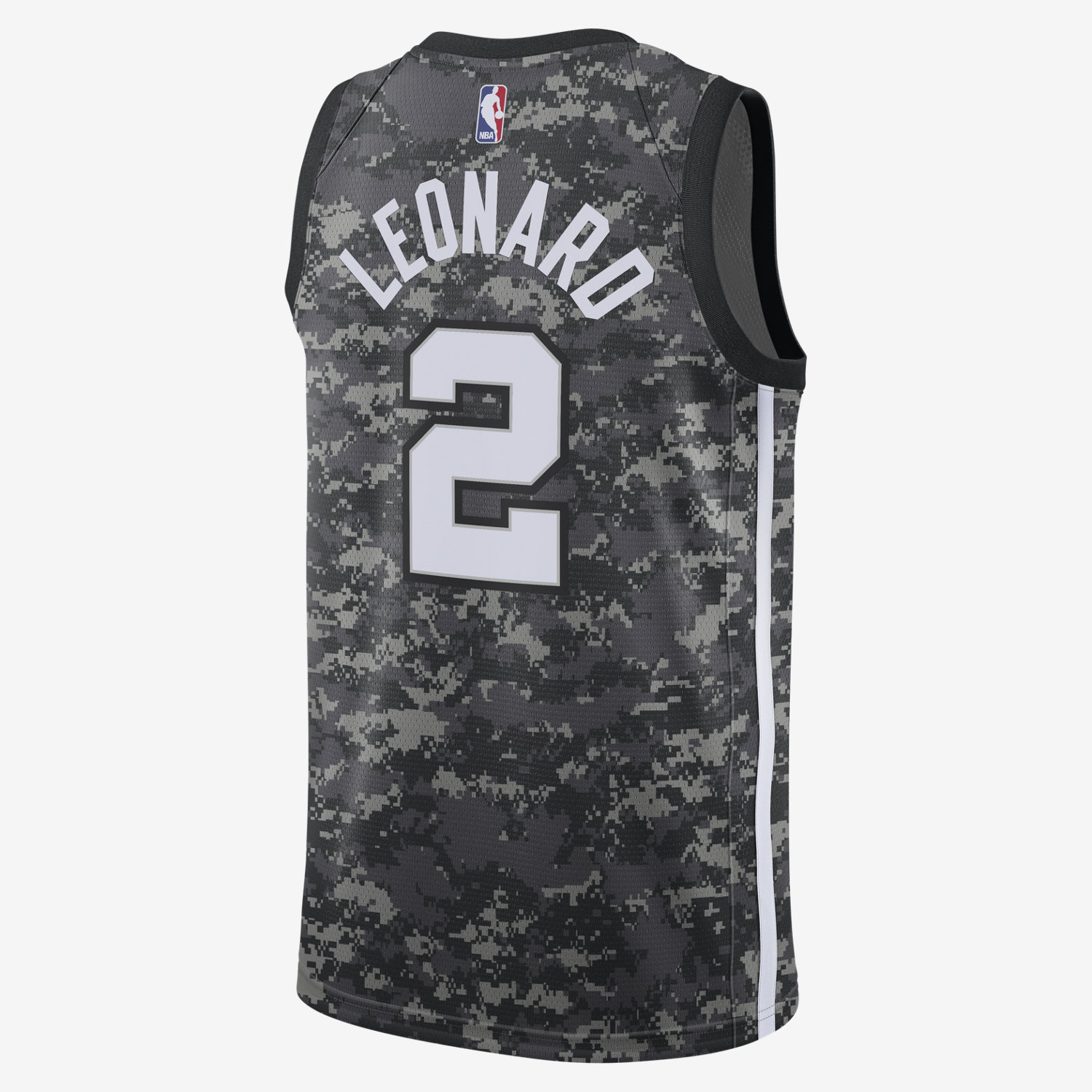 Nike Nba San Antonio Spurs Kawhi Leonard City Edition