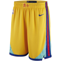 Nike NBA Golden State Warriors City Edition Swingman šortai