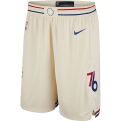 Nike NBA Philadelphia 76ers City Edition Swingman šortai