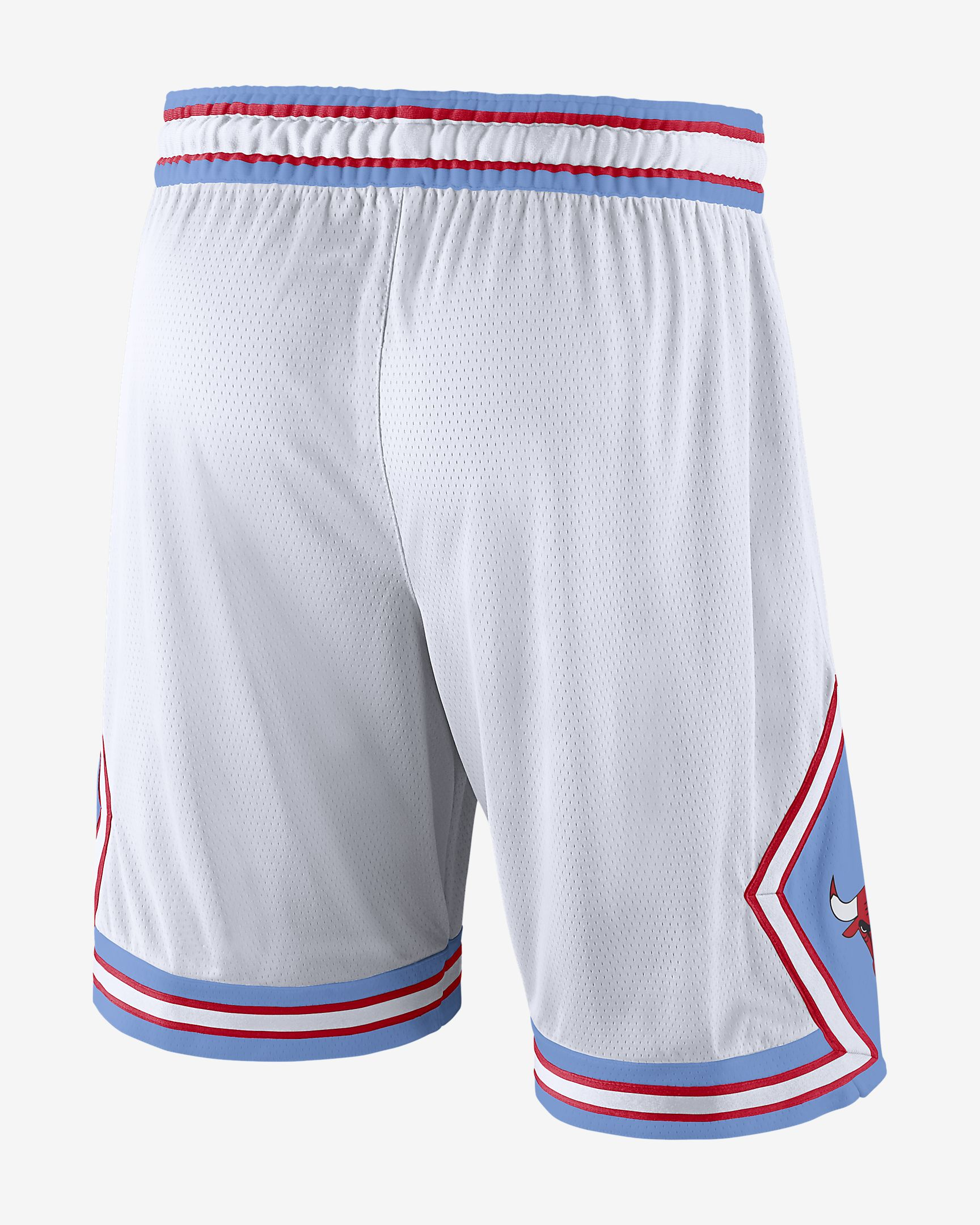 Nike NBA Chicago Bulls City Edition Swingman Shorts - NBA Shop ... ae656c52d
