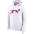 Nike NBA Chicago Bulls City Edition Hoodie džemperis