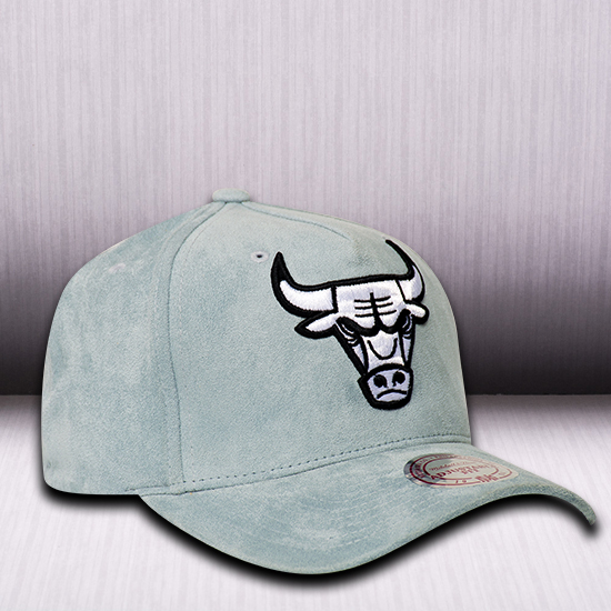 top fashion 7739b 899d6 greece chicago bulls suede snapback e74c4 aa2ad