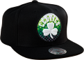 Mitchell & Ness NBA Boston Celtics Easy Three Digital XL Snapback kepurė