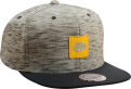 Mitchell & Ness NBA Los Angeles Lakers Brushed Melange Snapback kepurė
