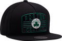 Mitchell Ness NBA Boston Celtics Weald Patch Snapback kepurė