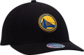 Mitchell Ness NBA Golden State Warriors Biowashed Zig Zag Snapback Cap