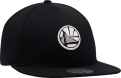 Mitchell Ness NBA Golden State Warriors Check Snapback Cap