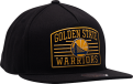 Mitchell Ness NBA Golden State Warriors Weald Patch Snapback Cap