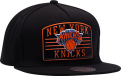 Mitchell Ness NBA New York Knicks Weald Patch Snapback kepurė