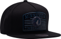 Mitchell Ness NBA Minnesota Timberwolves Weald Patch Snapback Kepurė