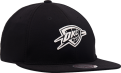 Mitchell Ness NBA Oklahoma City Thunder Check Snapback kepurė