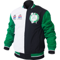Mitchell & Ness NBA Boston Celtics Team History Warm Up 2.0 apšilimo striukė