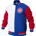 Mitchell & Ness NBA Detroit Pistons Team History Warm Up 2.0 apšilimo striukė