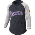 Mitchell & Ness NBA Los Angeles Lakers Slugfest Lightweight Hoody džemperis