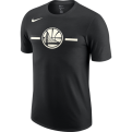 Nike Golden State Warriors Essential ST Logo marškinėliai