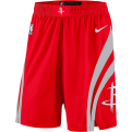 Nike NBA Houston Rockets Icon Edition Swingman Shorts