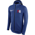 Nike NBA Philadelphia 76ers Therma Flex Showtime Hoodie