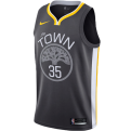 Nike NBA Golden State Warriors Kevin Durant Icon Edition Swingman marškinėliai