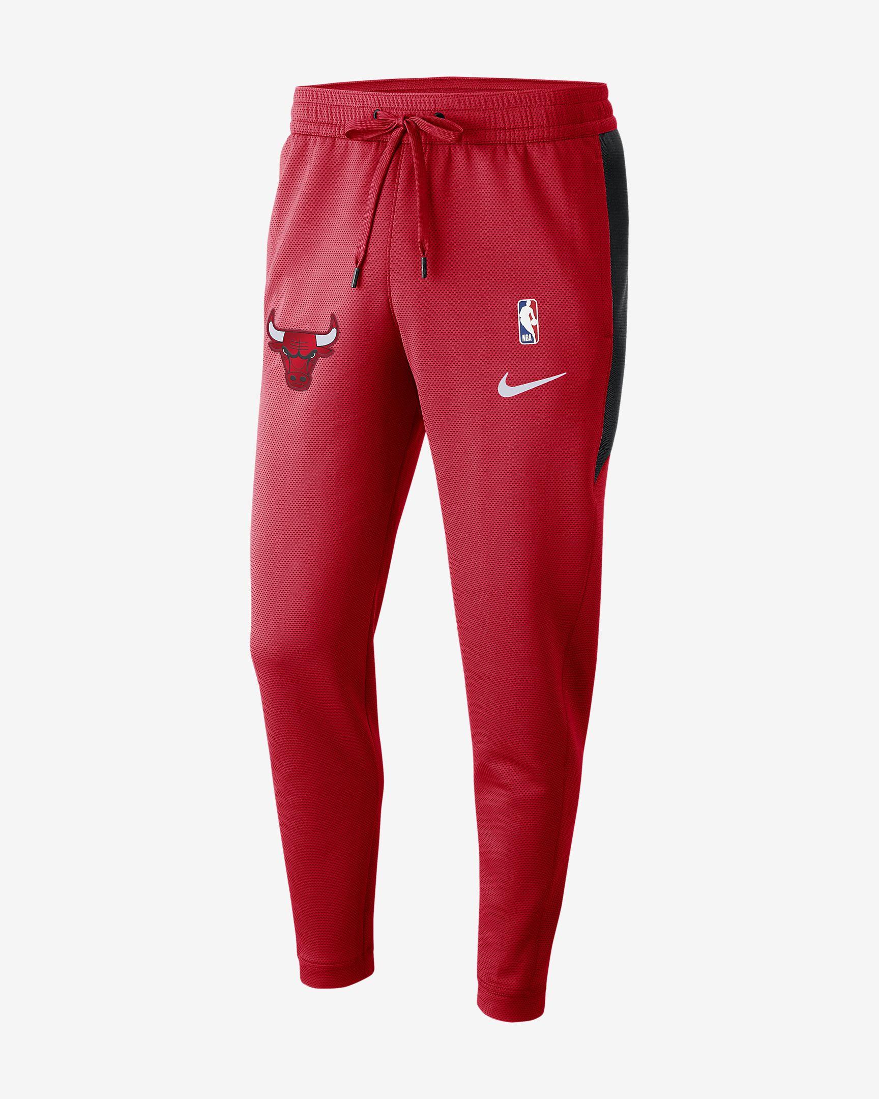 6fc043984 Nike NBA Chicago Bulls Therma Flex Showtime Pants - NBA Shop Chicago Bulls  Merchandise - Superfanas.lt