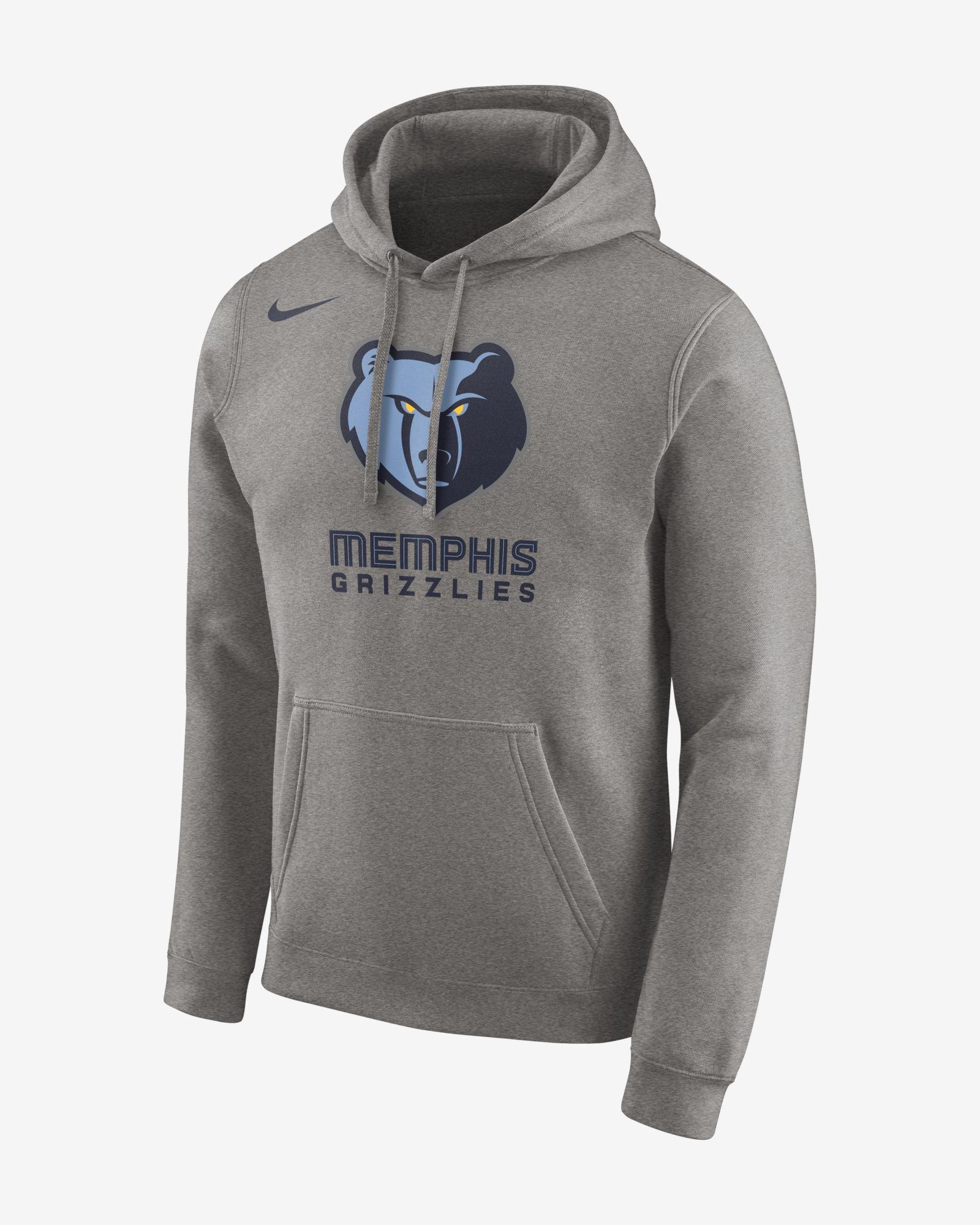 official photos 2ad09 5361e Nike NBA Memphis Grizzlies Hoodie - NBA Shop Memphis ...