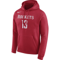 Nike NBA Houston Rockets James Harden Hoodie (Size L)
