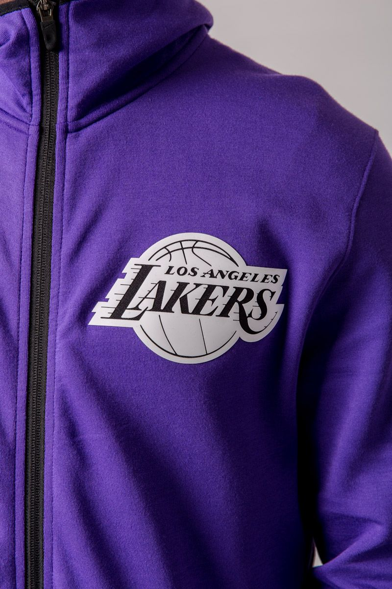 huge selection of 8251f bc0b7 Nike NBA Los Angeles Lakers Dry Showtime Hoodie - NBA Shop ...