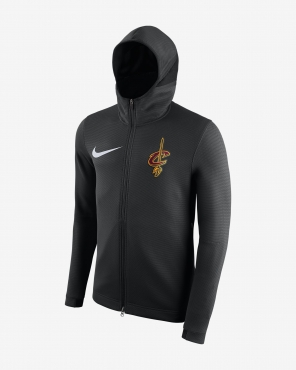 Nike NBA Cleveland Cavaliers Therma Flex Showtime apšilimo džemperis