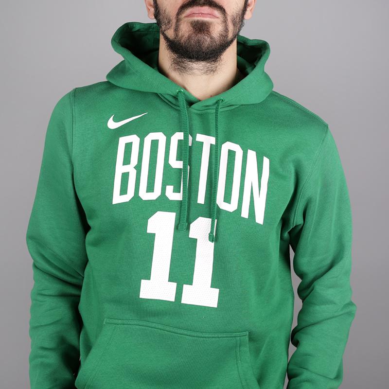 88aae66d27e Nike NBA Boston Celtics Kyrie Irving Hoodie - NBA Shop Boston ...