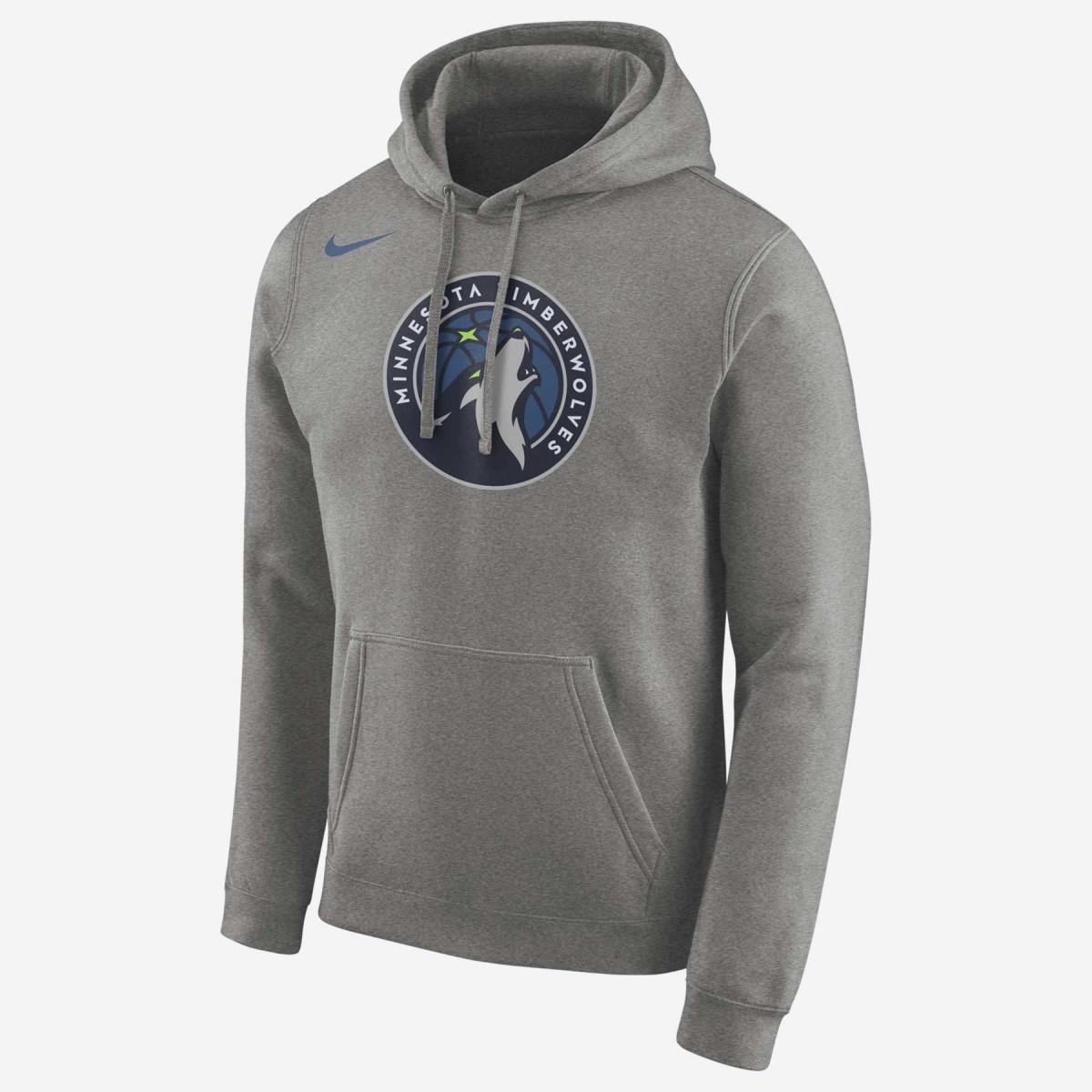 new arrival 0705f 9cf45 Nike NBA Minnesota Timberwolves Hoodie - NBA Shop Minnesota ...