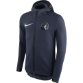 Nike NBA Minnesota Timberwolves Therma Flex Showtime Hoodie apšilimo džemperis