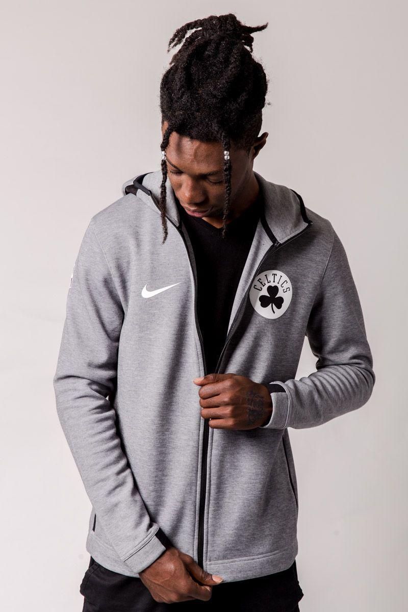 a2fcad4d0 Nike NBA Boston Celtics Showtime Hoodie - NBA Shop Boston Celtics  Merchandise - Superfanas.lt