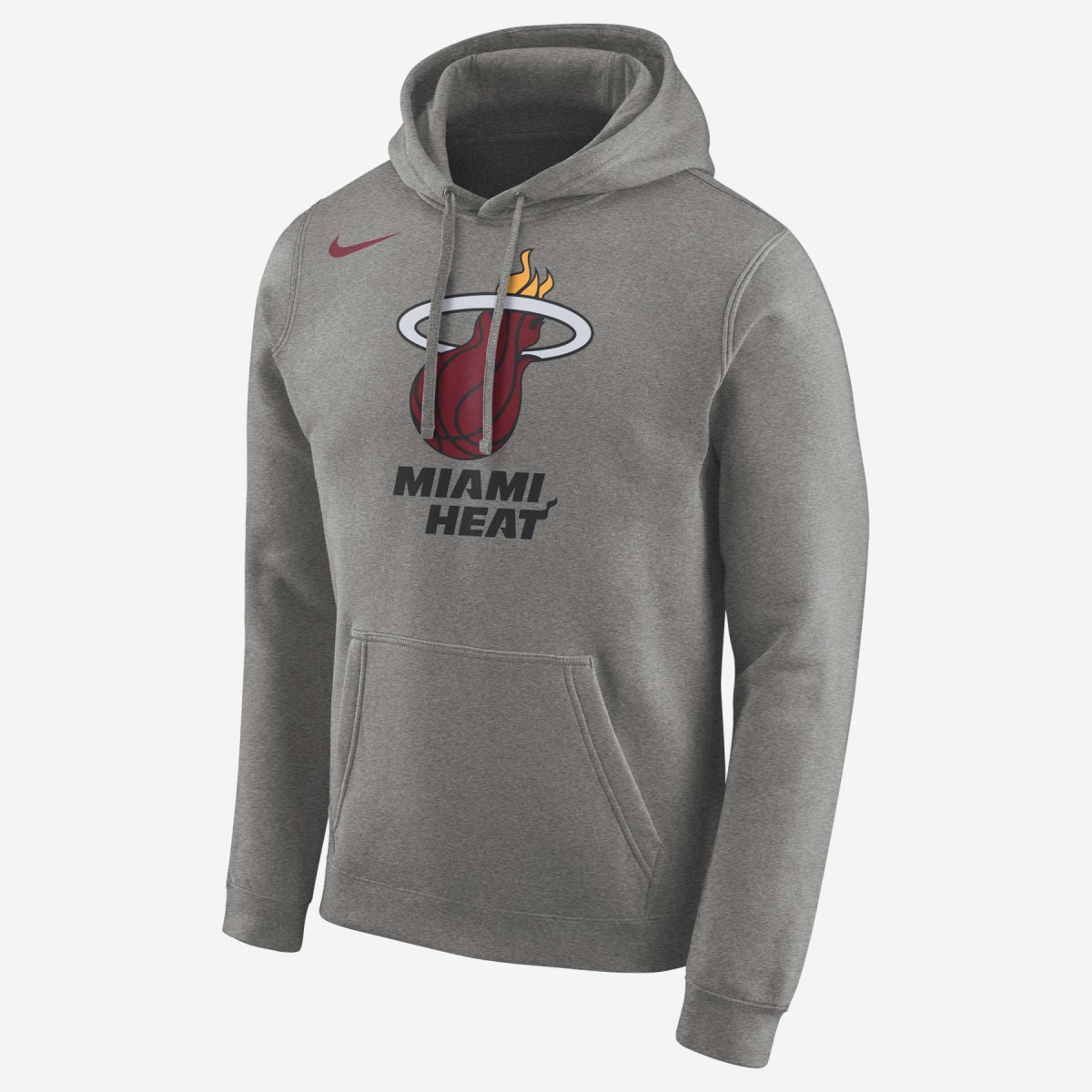 brand new d4e8c 78d97 Nike NBA Miami Heat Hoodie - NBA Shop Miami Heat Merchandise ...