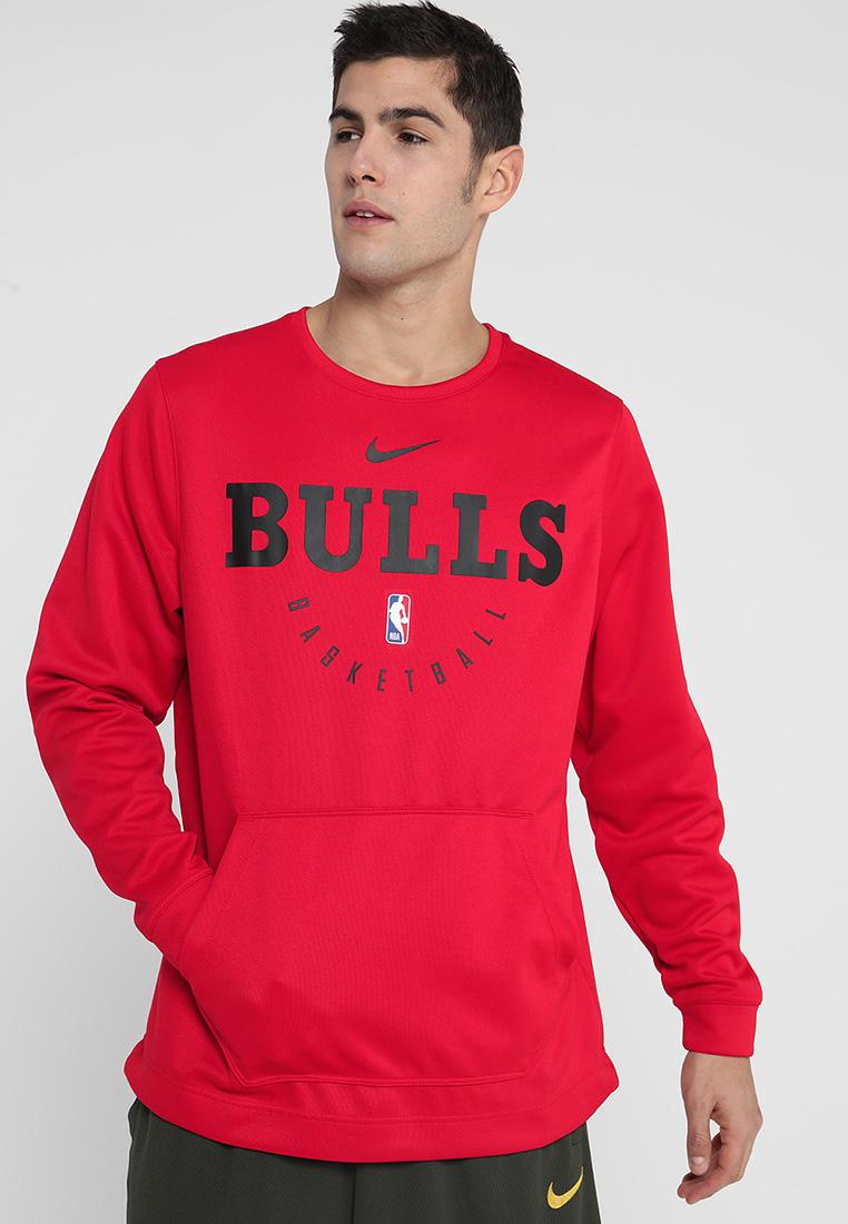 Nike NBA Chicago Bulls Spotlight Crew - NBA Shop Chicago Bulls Merchandise  - Superfanas.lt 9206248c6
