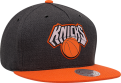 Mitchell & Ness NBA New York Knicks Woven Reflective Snapback kepurė